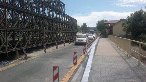 Aktualności Podkarpacie | Most w Kołaczychach na krajówce