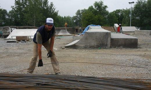 Aktualności Rzeszów | Skate-park gotowy do końca czerwca