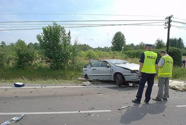 Aktualności Podkarpacie | Wypadek w Kolbuszowej Dolnej. 1 osoba nie żyje, 4 ranne