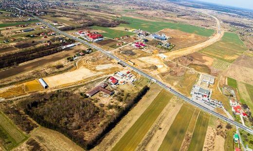 Aktualności Rzeszów | Autostradowa obwodnica Rzeszowa leży odłogiem