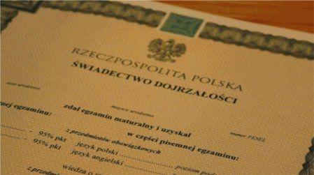 Aktualności Podkarpacie | Matura 2012. Nie zdał jej co piąty uczeń