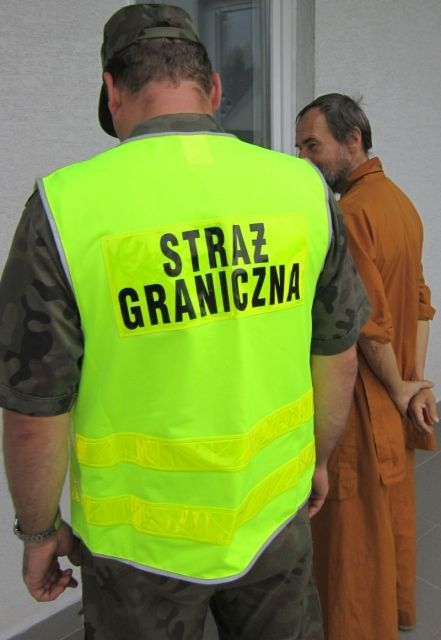 Aktualno�ci Podkarpacie | Udawa� mnicha buddyjskiego, aby nie trafi� za kratki