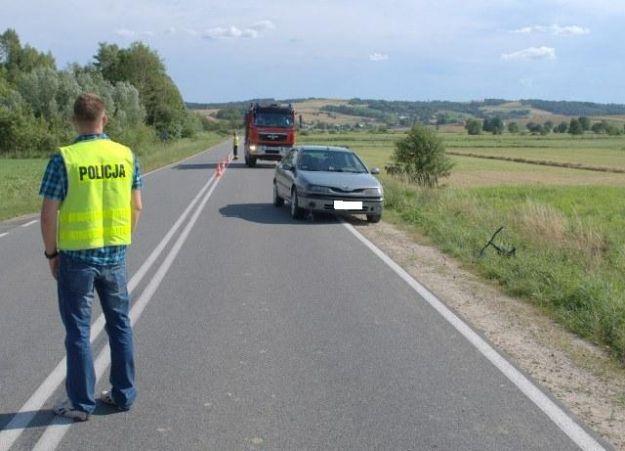 Aktualności Podkarpacie | 12-letni rowerzysta ranny w wypadku