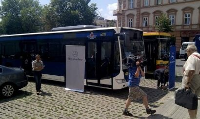 Aktualności Rzeszów | Nowe autobusy na rzeszowskim rynku