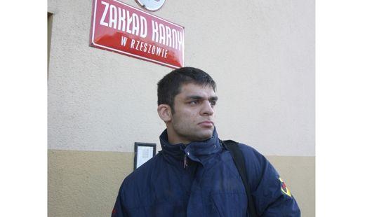 Aktualności Rzeszów | Dawid Kostecki trafił do więzienia w Rzeszowie