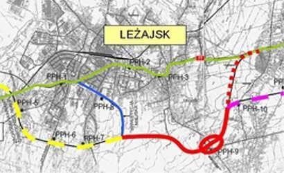 Aktualności Podkarpacie | Przetarg na dokończenie obwodnicy Leżajska
