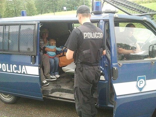 Aktualności Podkarpacie | Policjanci pomogli matce z niemowlęciem
