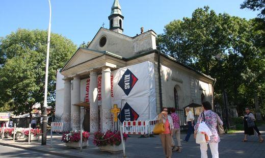 Aktualności Rzeszów | Grekokatolicy remontują kościół