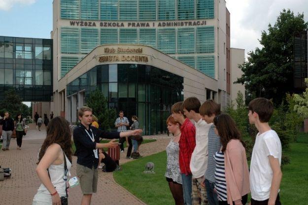 Aktualności Rzeszów | Młodzież z Europy będzie obradowała w WSPiA