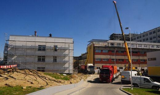 Aktualności Rzeszów | Szpital będzie piękniejszy, a rachunki za ogrzewanie mniejsze