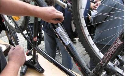 Aktualności Rzeszów | Akcja znakowania rowerów w Rzeszowie
