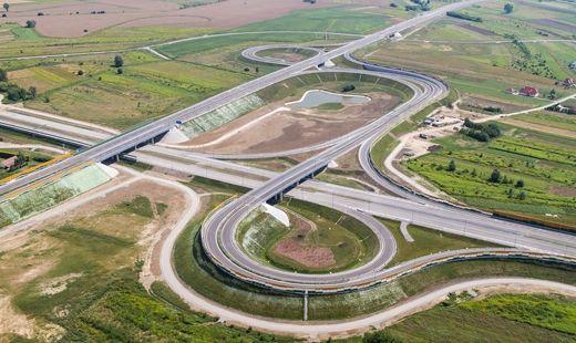 Aktualności Rzeszów | Autostrada wiosną 2014 roku