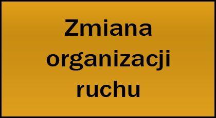 Aktualności Rzeszów | Zmiana organizacji ruchu na ul. Lubelskiej