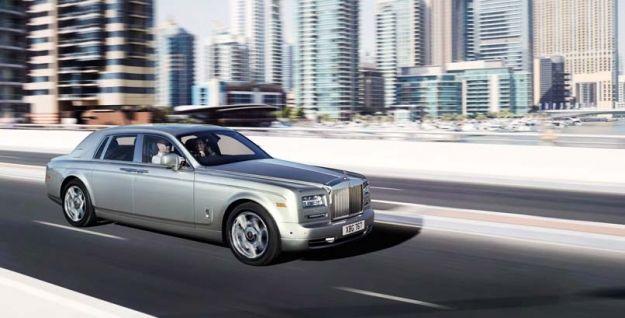 Aktualności Rzeszów | Rolls Royce Phantom na Targach Motoryzacyjnych