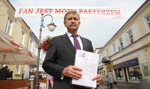 Aktualności Rzeszów | Wiara po pierwsze. Stop laicyzacji