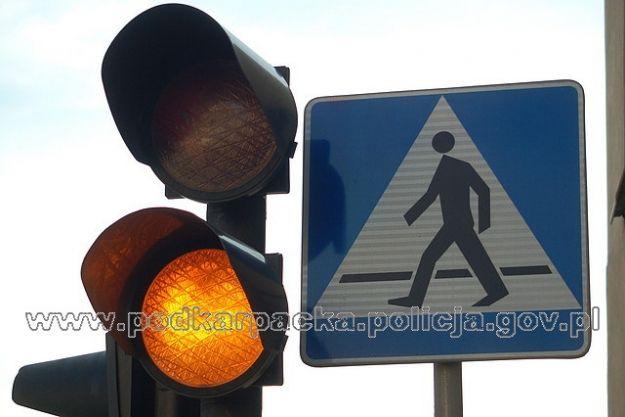 Aktualności Podkarpacie | Zasnął za kierownicą na środku drogi