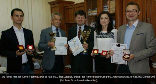 Aktualności Rzeszów | Laury dla naukowców Politechniki