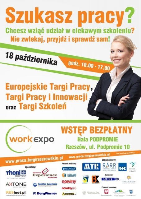 Aktualności Rzeszów | Targi Pracy