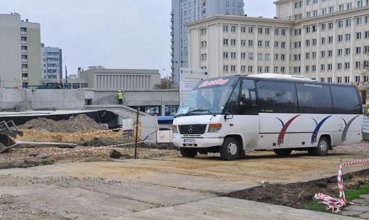 Aktualności Rzeszów | Dworzec dla busów będzie większy
