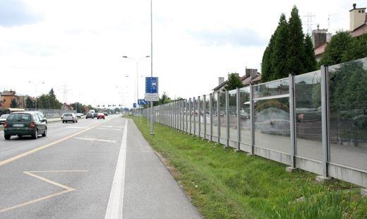 Aktualności Rzeszów | Będzie mniej ekranów na ul Sikorskiego