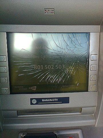 Aktualności Podkarpacie | Próbował włamać się do bankomatu