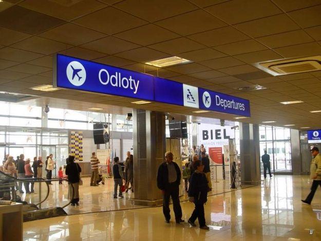 Aktualności Rzeszów | Mgła znika znad lotniska w Jasionce