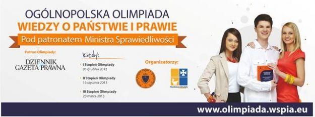 Aktualności Rzeszów | Ogólnopolska Olimpiada Wiedzy o Państwie i Prawie