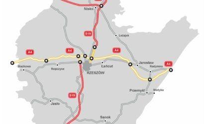 Aktualności Rzeszów | Podkarpacką A4 pojedziemy w 2014 roku?