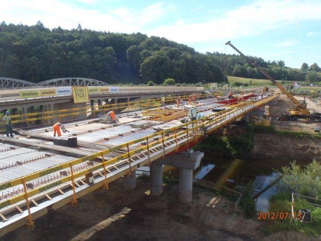 Aktualności Podkarpacie | 100-metrowy most w Nowej Wsi Czudeckiej gotowy