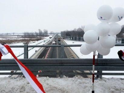 Aktualności Podkarpacie | Obwodnica Jarosławia uroczyście otwarta