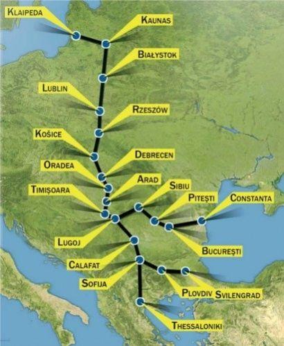 Aktualności Podkarpacie | Via Carpatia przepadła w komisji transportu PE
