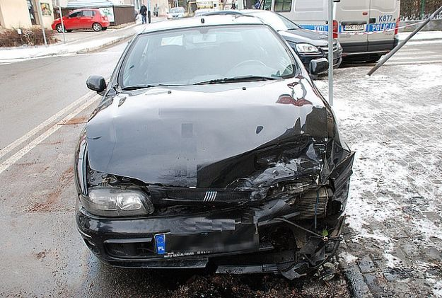 Aktualności Podkarpacie | Jedna osoba ranna w wypadku w Jaśle