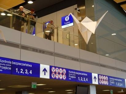 Aktualności Rzeszów | Nagroda za budowę terminalu w Jasionce