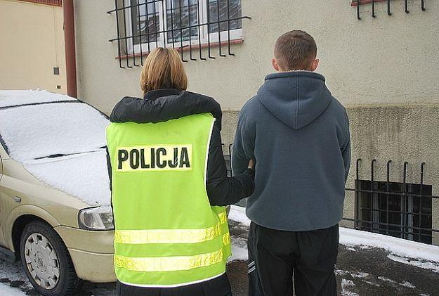 Aktualności Rzeszów | Zaatakował kobietę i wyrwał jej torebkę