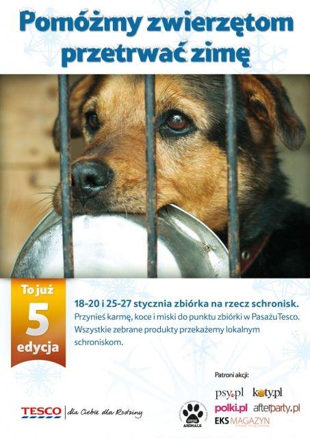 Aktualności Podkarpacie | Pomóżmy zwierzętom przetrwać zimę
