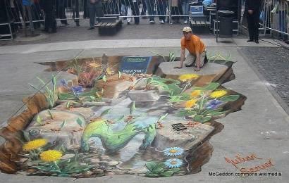 Aktualności Rzeszów | Trójwymiarowe murale w Rzeszowie