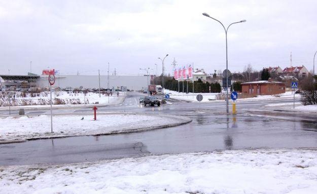 Aktualności Rzeszów | Wybudują rondo koło hipermarketu