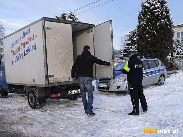 Aktualności Podkarpacie | Policjanci kontrolowali sprawność techniczną pojazdów