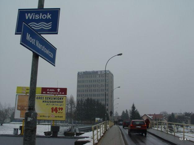 Aktualności Rzeszów | Kto wybuduje nowy most na ul. Naruszewicza?