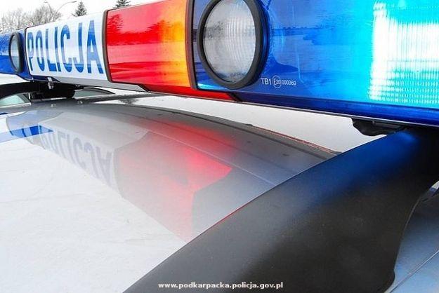 Aktualności Podkarpacie | Uderzył samochodem w dom mieszkalny