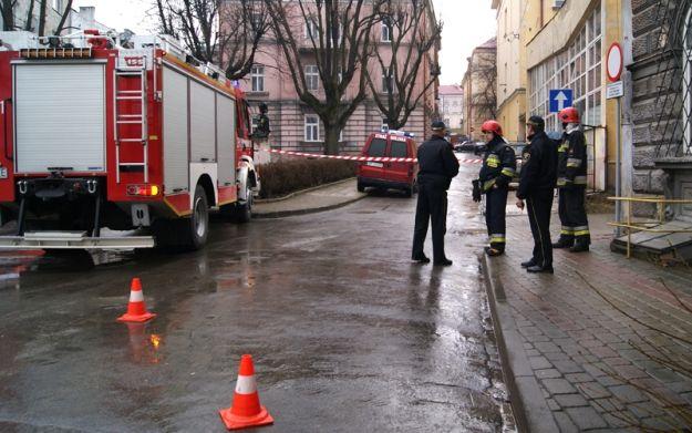 Aktualności Podkarpacie | Alarm bombowy w gimnazjum w centrum miasta