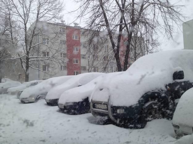 Aktualności Rzeszów | (FOTO) Takiej zimy nie było nawet w zimie