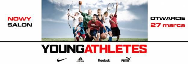 Aktualności Rzeszów | Otwarcie salonu Young Athletes