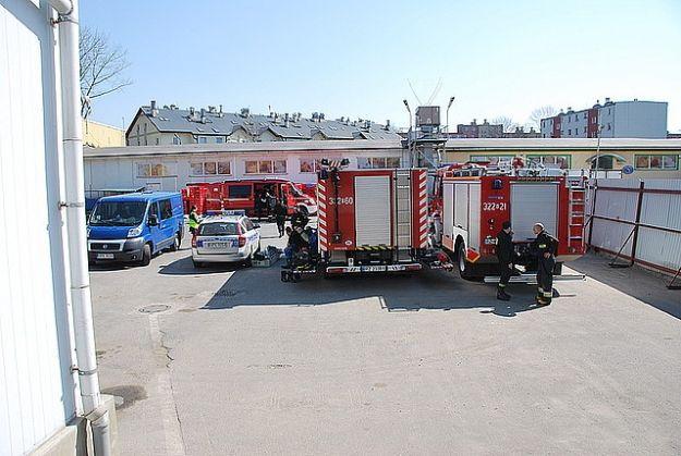 Aktualności Rzeszów | Ewakuowano pracowników zakładów drobiarskich w Rzeszowie
