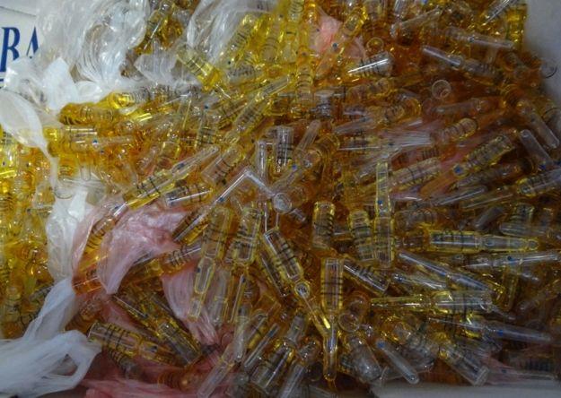 Aktualności Podkarpacie | Udaremniono przemyt ponad 80 tys. sztuk sterydów