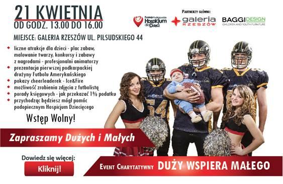 Aktualności Rzeszów | Wielki Event Charytatywny