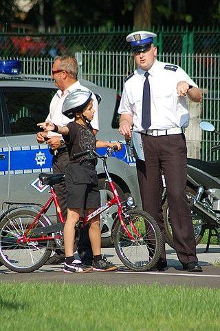 Aktualności Rzeszów | Atrakcje dla uczniów na miasteczku ruchu drogowego