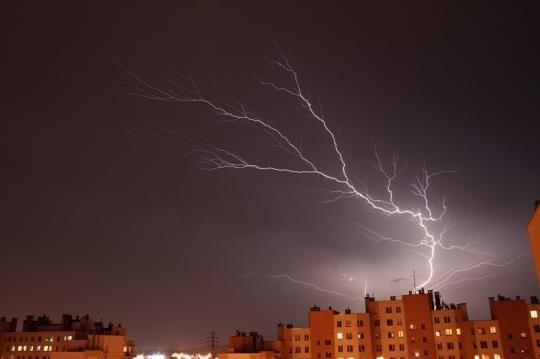 Aktualności Podkarpacie | Ostrzeżenie przed burzami na Podkarpaciu