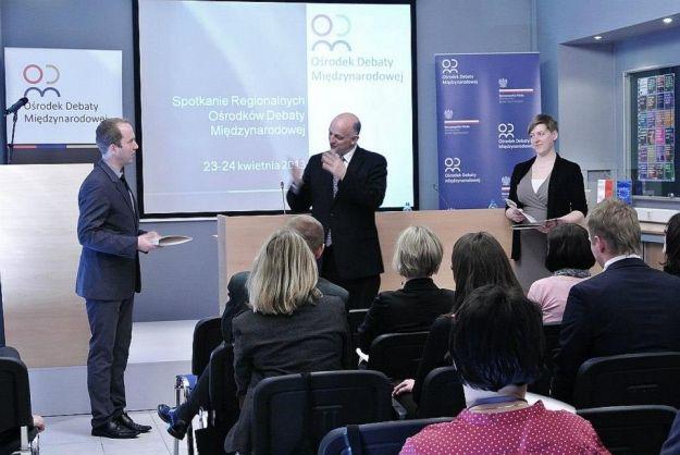 Aktualności Rzeszów | W Rzeszowie powstał Regionalny Ośrodek Debaty Międzynarodowej