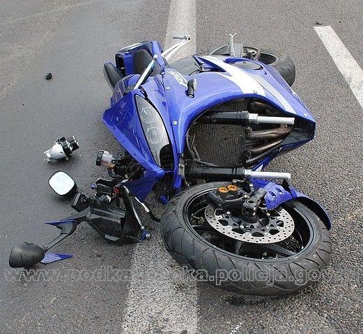 Aktualności Rzeszów | Motocyklista ucierpiał w wypadku w Nowej Wsi